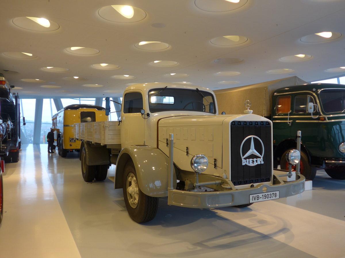 186 39 377 mercedes benz l 6500 pritschenwagen von 1938 for Mercedes benz 6500