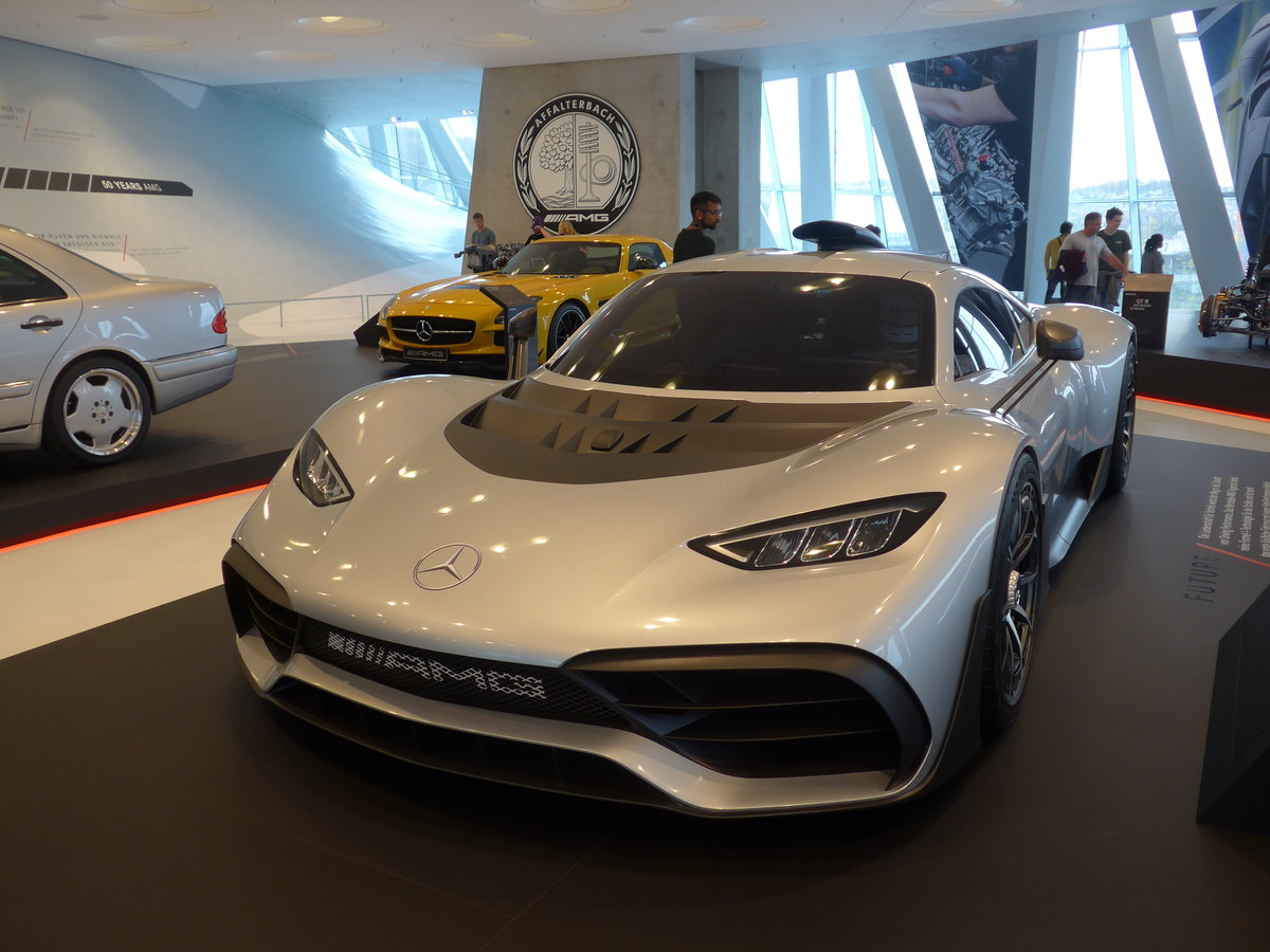 186 39 477 mercedes amg project one von 2017 am 12 for Mercedes benz amg project one