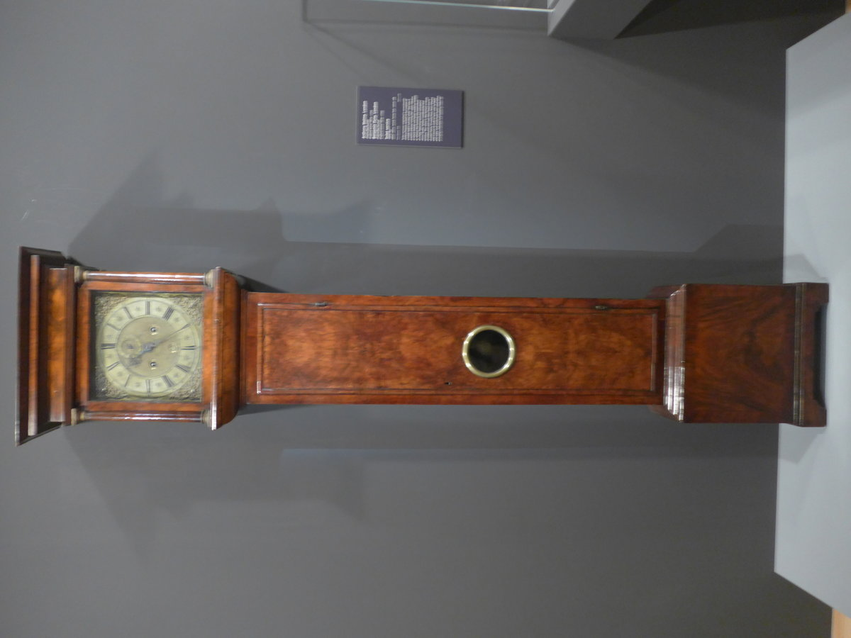(190'153) - Standuhr am 17. April 2018 in Melbourne, National Galerie von Victoria