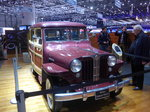 willys/486995/169156---willys-station-wagon-am (169'156) - Willys Station Wagon am 7. März 2016 im Autosalon Genf