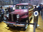 willys/486996/169157---willys-station-wagon-am (169'157) - Willys Station Wagon am 7. März 2016 im Autosalon Genf