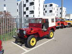 (203'149) - Willys - FR 21'114 - am 24. März 2019 in Granges-Paccot, Forum-Fribourg