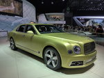 Bentley/487366/169189---bentley-mulsanne-speed-am (169'189) - Bentley 'Mulsanne Speed' am 7. März 2016 im Autosalon Genf