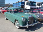 (203'182) - Mercedes - SO 67'930 - am 24. März 2019 in Granges-Paccot, Forum-Fribourg