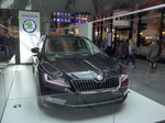 Skoda/487445/169204---skoda-superb-am-7 (169'204) - Skoda Superb am 7. März 2016 in Genève, Aéroport