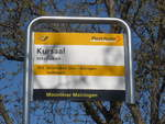 (216'078) - PostAuto-Haltestelle - Interlaken, Kursaal - am 15.
