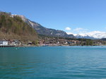 seen/490934/169852---brienz-am-brienzersee-am (169'852) - Brienz am Brienzersee am 11. April 2016