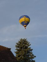 (174'461) - Heissluftballon am 4.